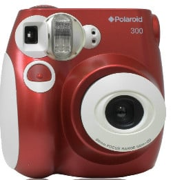 Polaroid kamera 300er