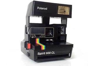 Polaroid kamera 600er