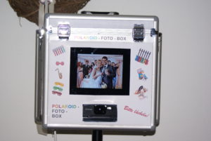 Polaroid Fotobox