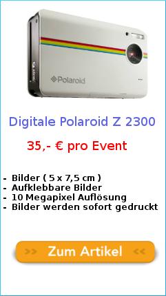 Z340 Polaroid Kamera