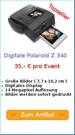 Z340 Polaroidkamera